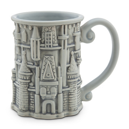 Disney Coffee Mug - Cinderella Castle - Magic Kingdom