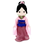 Disney Precious Moments Doll - Mulan