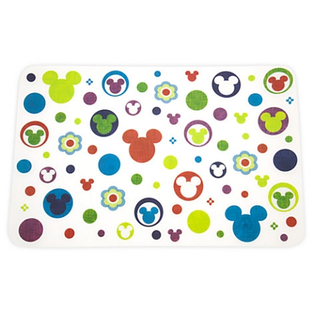 Disney Placemat - Color Fusion - Mickey Mouse Icons - Vibrant