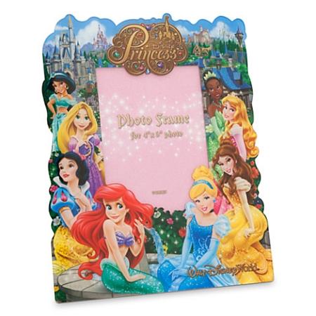 Disney Photo Frame - Disney Princess - Walt Disney World