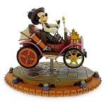 Disney Medium Figure Statue - Mechanical Kingdom - Mickey Main Street