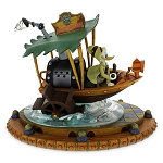 Disney Medium Figure Statue - Mechanical Kingdom - Donald Duck Cruise