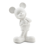 Disney Figurine - Mickey Mouse Ceramic Figure - White