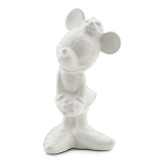 Disney Figurine - Minnie Mouse Ceramic Figure - White