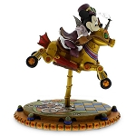 Disney Medium Figure Statue - Mechanical Kingdom - Minnie Carrousel