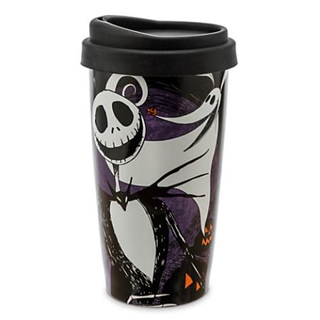 disney travel mug jack skellington nightmare before christmas