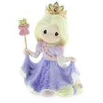 Disney Precious Moments Figurine - Rapunzel - Let Your Light Shine
