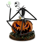 Disney Medium Figure Statue - Jack Skellington - Halloween - Light Up