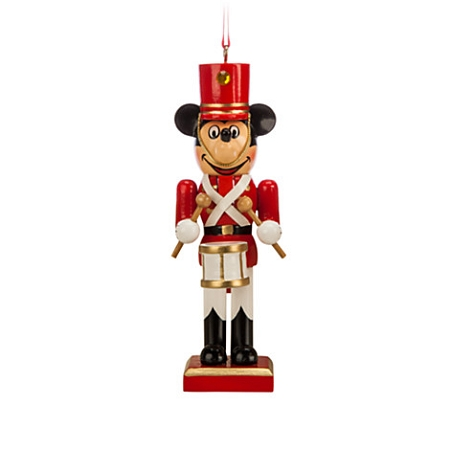 disney christmas ornament mickey mouse toy soldier nutcracker