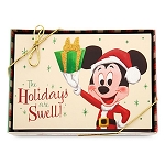 Disney Greeting Card Set - Mickey Mouse - Holidays are Swell