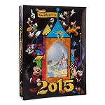 Disney Photo Album - 2015 Mickey and Friends - Disney World - Large
