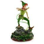 Disney Medium Figure Statue - Peter Pan and Tinker Bell