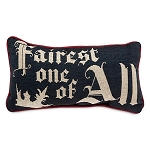 Disney Throw Pillow - Evil Queen Pillow - Snow White - Fairest One of All
