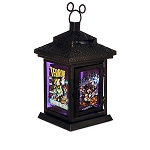 Disney Halloween Lantern - Magic Kingdom Mickey & Friends - Metal