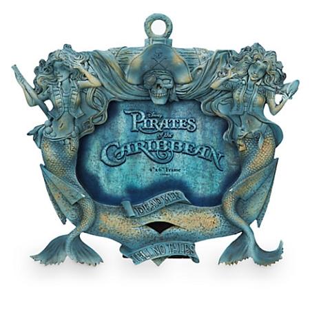 Disney Photo Frame - Pirates of the Caribbean - Mermaids