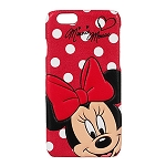 Disney IPhone 6 Case - Minnie Mouse - Leather