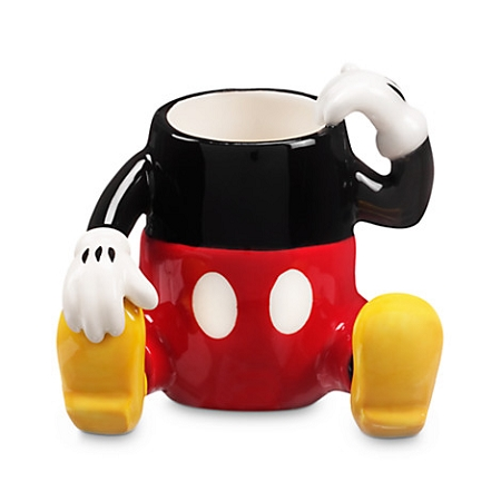 Disney Toothpick Holder - Best of Mickey Mouse - Mickey Sitting
