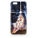 Disney IPhone 6 Case - New Hope Poster - Luke & Princess Leia
