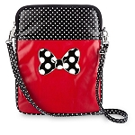 Disney Tablet Case - Minnie Mouse with Bow - Black & Red