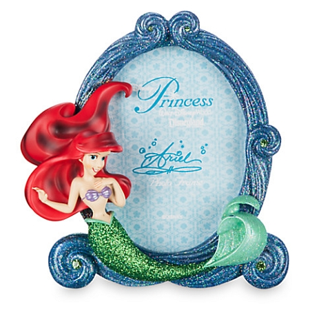 Disney Photo Frame - Ariel Princess - 3 1/2'' x 4 1/2''
