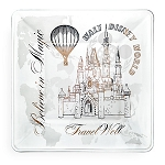 Disney Dessert Plate - Believe in Magic - Castle Vintage