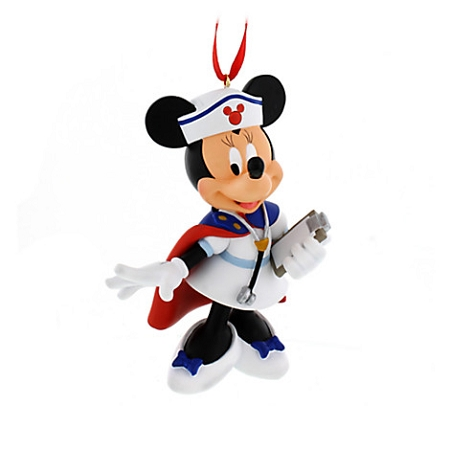 Add to My Lists. Disney Christmas Ornament - Minnie Mouse Nurse
