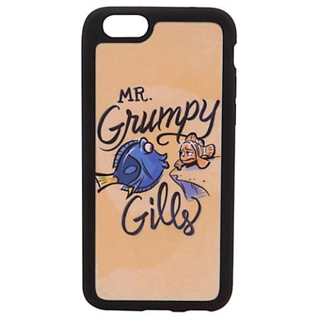 buy popular e8ba9 ad43f Disney IPhone 6 Case - Finding Nemo - Mr. Grumpy Gills