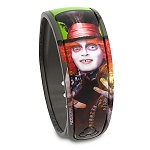 Disney Magic Band - Mad Hatter - Alice Through the Looking Glass