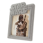 Disney Photo Frame - Star Wars - Metallic - 4 x 6