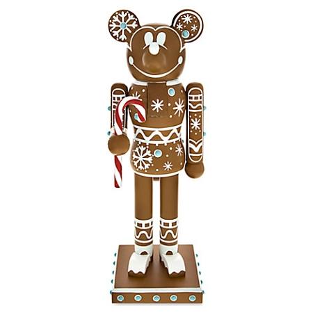 Disney Nutcracker Figure Mickey Mouse Gingerbread Man 14 Quot H