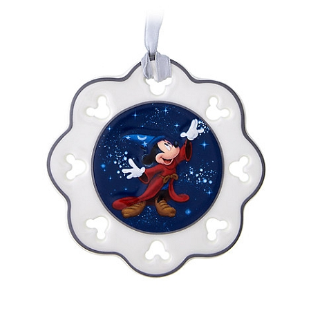 disney christmas ornament 2017 mickey snowflake disney world