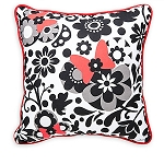 Disney Throw Pillow - Minnie Mouse Floral