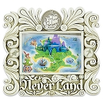 Disney Photo Frame - Never Land - Peter Pan - 4 x 6