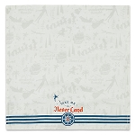 Disney Cloth Napkin - Never Land - Peter Pan