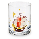 Disney Mini Glass - Never Land - Peter Pan