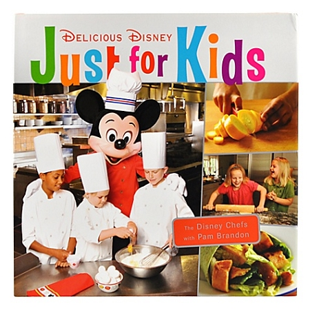 Disney Cookbook - Just for Kids Delicious Cookbook