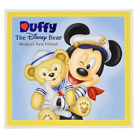 Disney Book - Duffy the Disney Bear