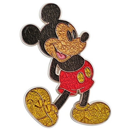 Disney Mickey Mouse Pin - Peace Sign