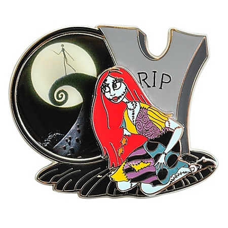 Disney Pin- Tim Burton's The Nightmare Before Christmas Sally
