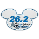 Disney Magnet - In Training RunDisney 26.2 Mickey Mouse