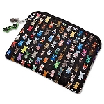 Disney Laptop Sleeve - Line Up Vinylmation -- 13''