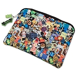Disney Laptop Sleeve - Vinylmation  -- 13''