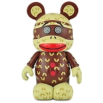 Disney Vinylmation Figure - Urban 8 Series - 9'' Sock Monkey