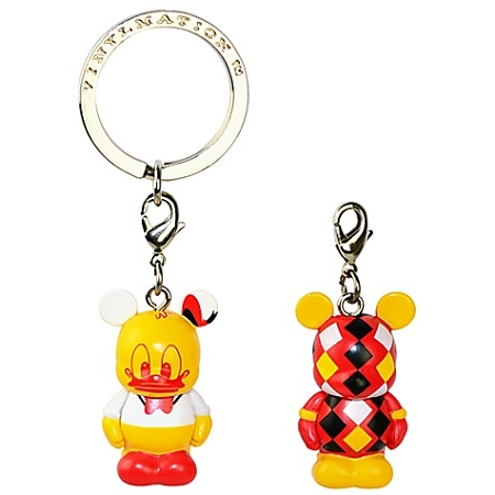 Disney Vinylmation Jr. Keychain Figure - Pairs 2 - Donald Duck
