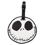 Disney Luggage Bag Tag - Jack Skellington - Face