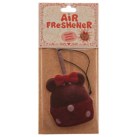 Disney Car Air Freshener - Candy Apple Minnie Mouse