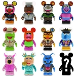Disney Vinylmation Figure - Muppets 3 Series - Mystery