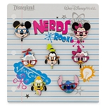 Disney Mickey Mouse and Friends Pin Set - Nerds Rock