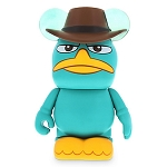 Disney Vinylmation Figure - Theme Park Favorites 3'' - Agent P
