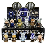 Disney Vinylmation Tray - Star Wars 4 Series - Complete